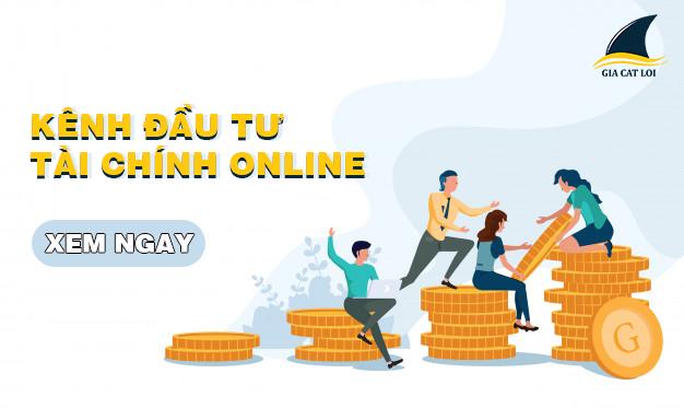 kênh đầu tư online 1