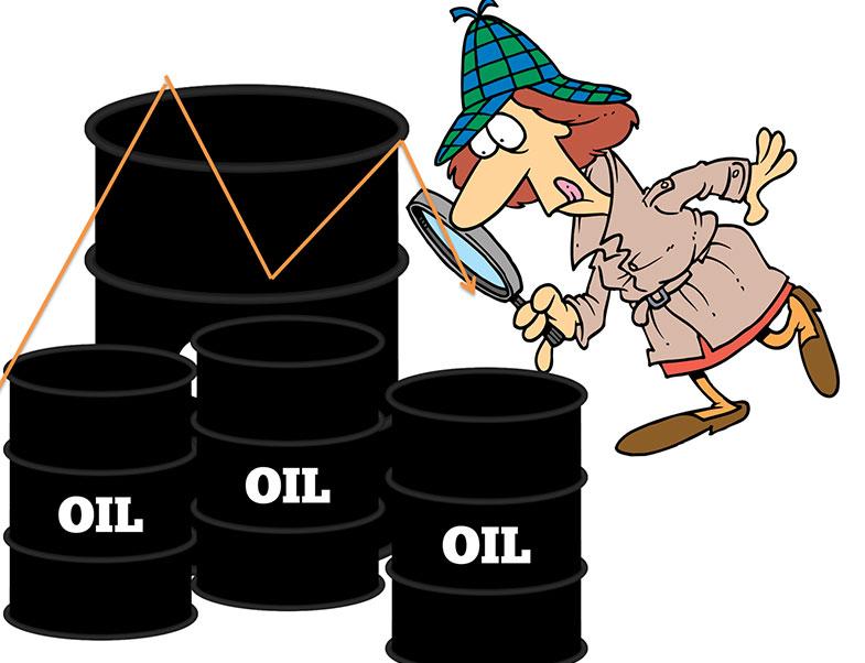 Đầu tư dầu thô online