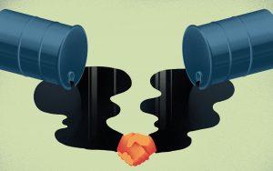 Những điều cần xem xét trước khi đầu tư vào dầu thô