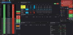 Phần mềm CQG desktop