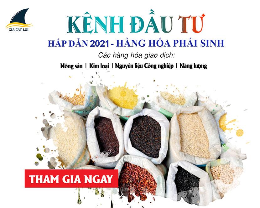 Kênh đầu tư hấp dẫn 2021