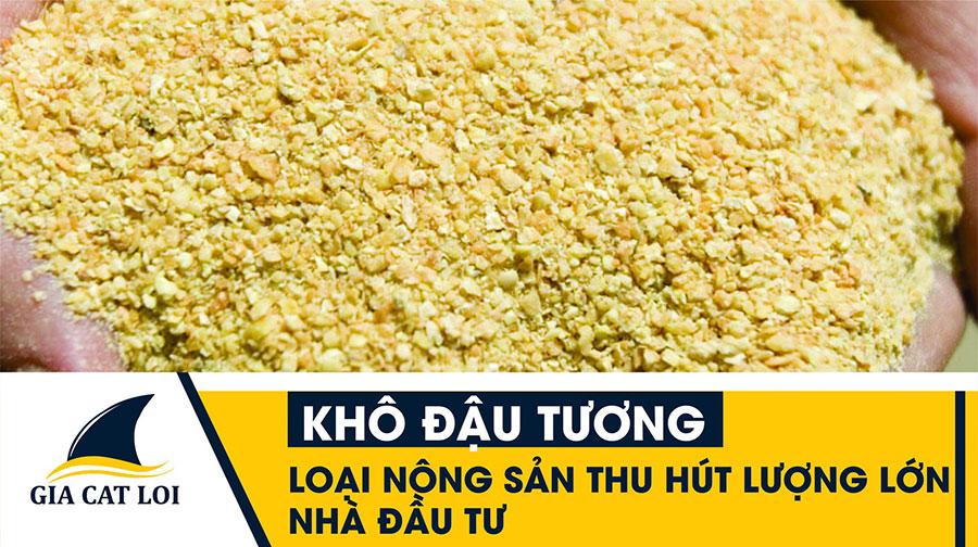 khô đậu tương